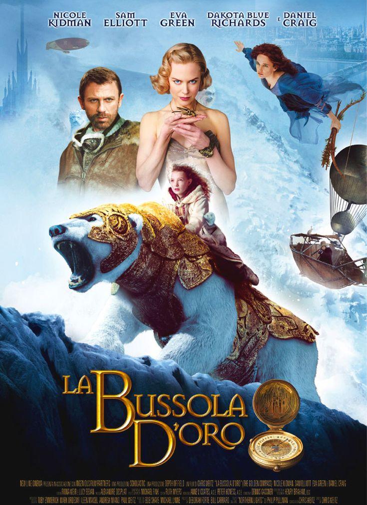 Citazioni, frasi celebri e dialoghi famosi tratti dal film La bussola d'oro