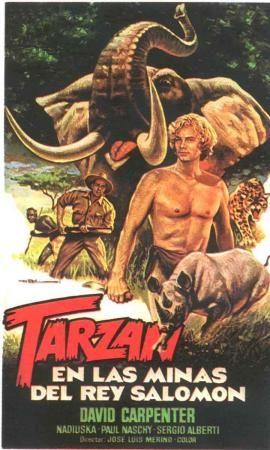 Tarzan in King Solomon's Mines  (1973)
