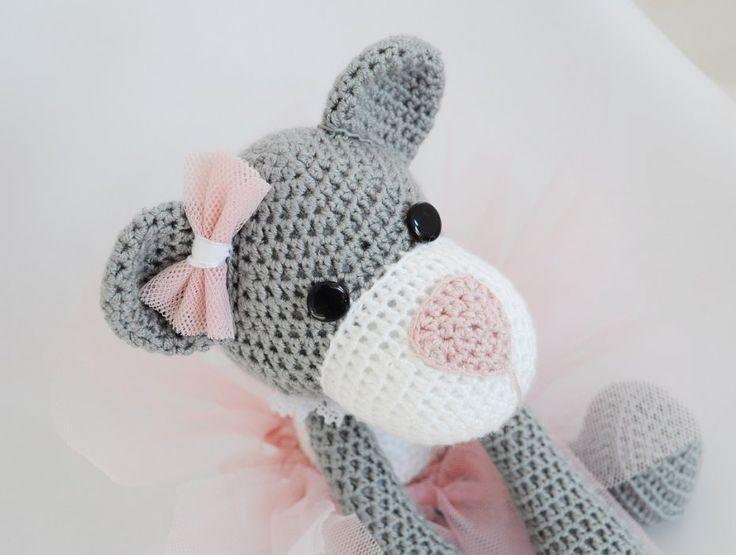 Stefka - w różowym tutu (sprzedawca: Lollipop), do kupienia w DecoBazaar.com