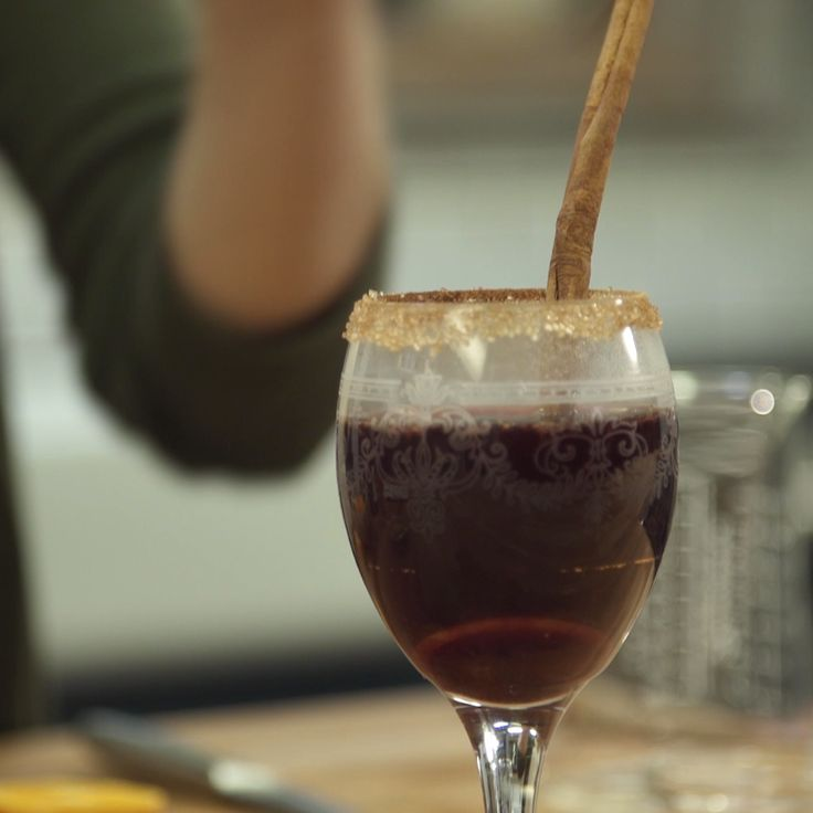 World's Fastest Mulled Wine Recipe