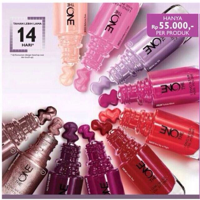 Temukan dan dapatkan The ONE nail hanya Rp 55.000 di Shopee sekarang juga! http://shopee.co.id/claudyafm/88098648 #ShopeeID #kosmetik #makeup   Line: Claudia.oriflame BBM: 597B4C7E WA: 081210851786