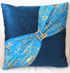 Lush Bling cushion tutorial