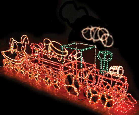 Animated Christmas Lights Wallpapers - HD Wallpapers Blog