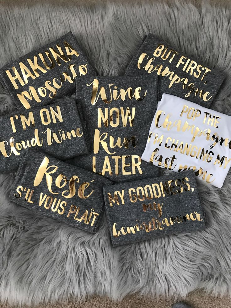 Wine Lover Phrases T-shirt Tunic - Gold Foil // Birthday shirt // Bachelorette // Gift for her // Long tee //  Wine Lover by LuxeTees on Etsy https://www.etsy.com/listing/488268635/wine-lover-phrases-t-shirt-tunic-gold