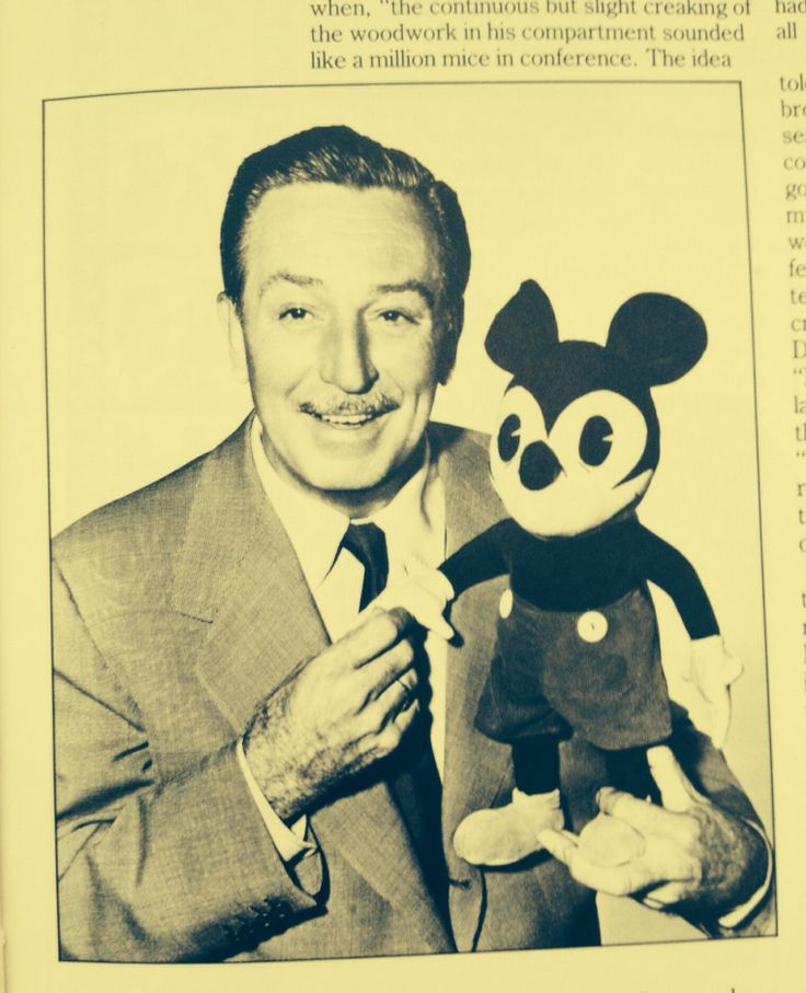 Window display at Love Vintage Books Willoughby features Walt Disney and Disneyland.