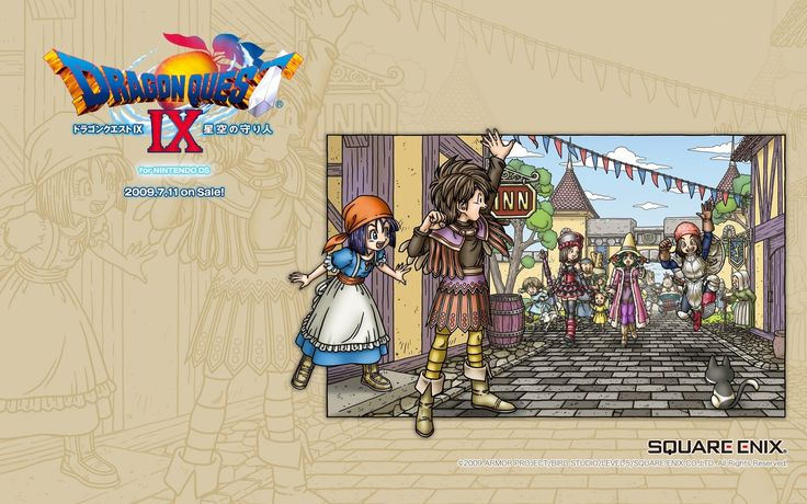 Dell Blare - free pictures dragon quest ix sentinels of the starry skies - 1920x1200 px