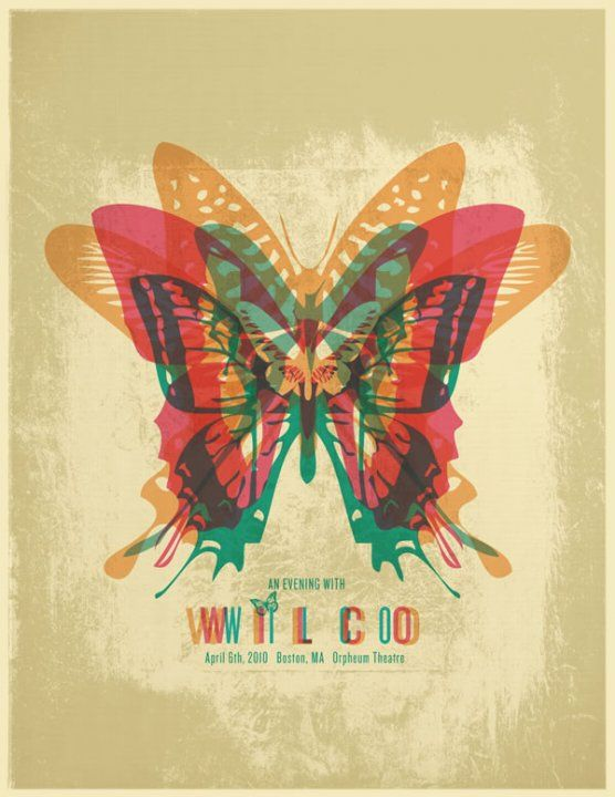 Wilco. Beautiful. I really need to start focusing on making my work better. I want to be this good!