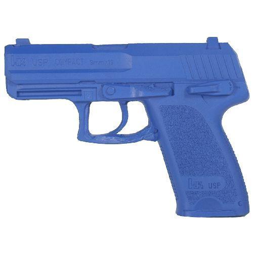Blue Training Guns - Heckler & Koch USP 9mm Compact