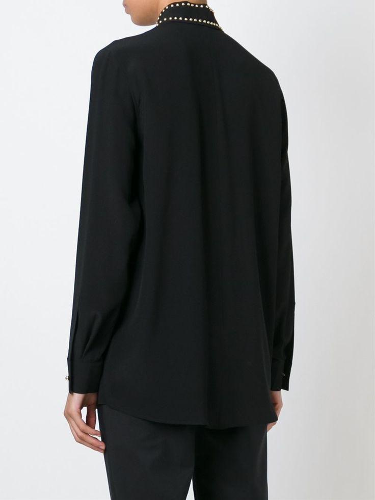Givenchy Chemise À Col Clouté - Vitkac - Farfetch.com