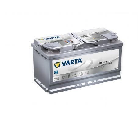 VARTA – BATTERIE VARTA START STOP PLUS AGM G14: VARTA – BATTERIE VARTA START STOP PLUS AGM G14 – Les batteries VARTA Start-Stop Plus AGM…