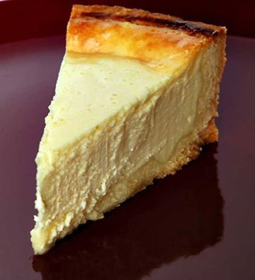 Easy Baked Cheesecake South African Treats Pinterest
