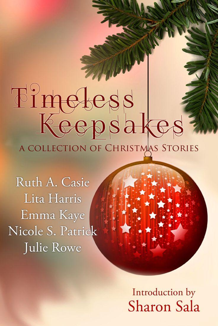 Books A christmas story, Julie rowe, Timeless