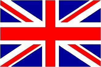 Dit is niet de vlag van Engeland zoals veel mensen denken maar van Groot-Brittannië. Het is de gezamenlijke vlag van Engeland, Schotland en Wales, de mensen willen geen Britten genoemd worden maar Engelsman, Welsh