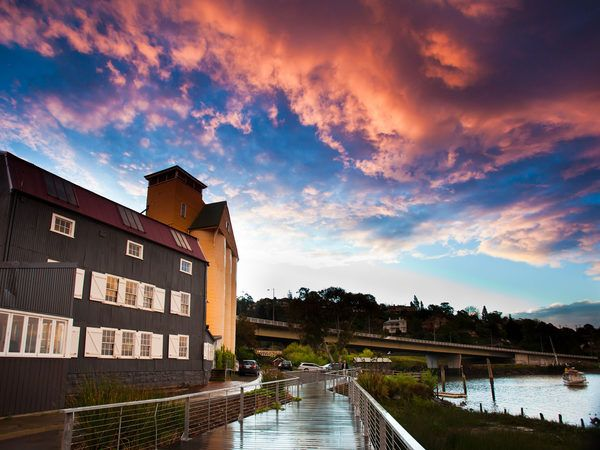 Launceston is the gateway to the lovely Tamar Valley, a region famed for its wineries.