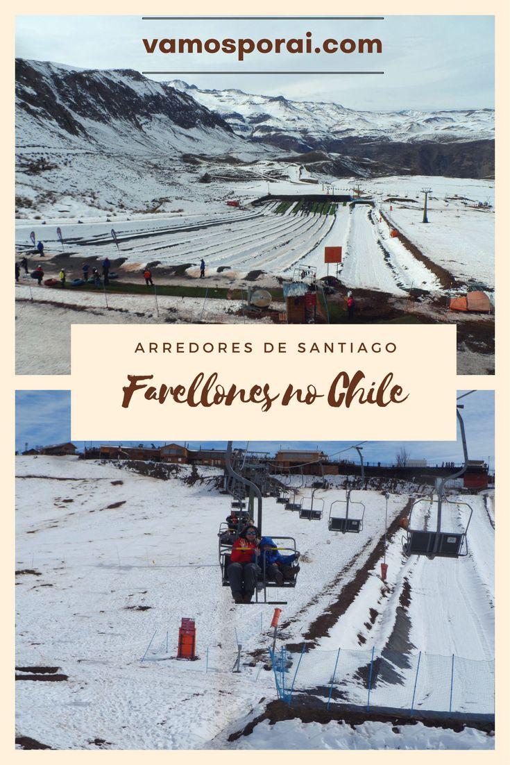 Quer curtir a neve nos arredores de Santiago? Farellones no Chile é o local certo. Fica próximo ao Valle Nevado e tem muitas opções para quem quer brincar na neve! Ah, e é uma das opções mais em conta da região!