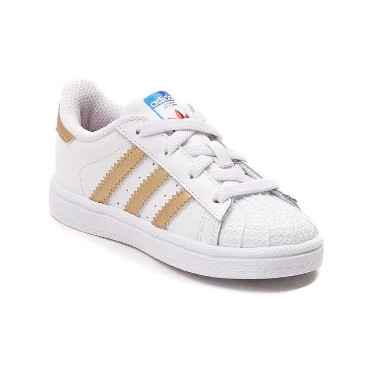 new #toddler #adidas superstar athletic white #toddler infant ##boys #girl