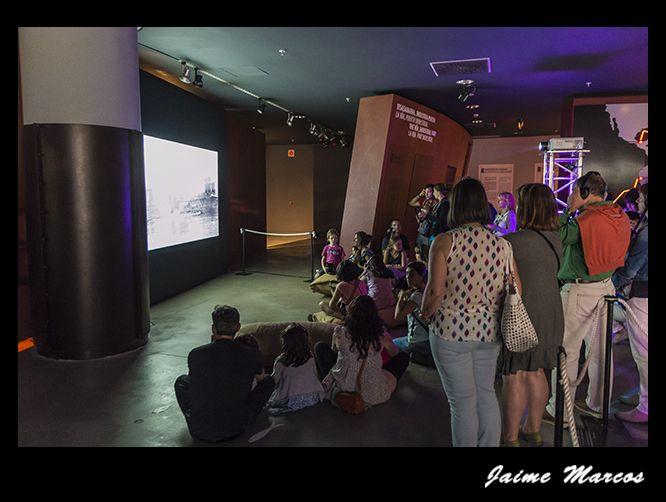 Noche Blanca 2015 Bilbao - Museo Marítimo