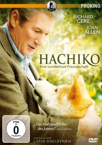 Hachiko Eine wunderbare Freundschaft * IMDb Rating: 8,1 (47.894) * 2009 USA,UK * Darsteller: Richard Gere, Joan Allen, Cary-Hiroyuki Tagawa,