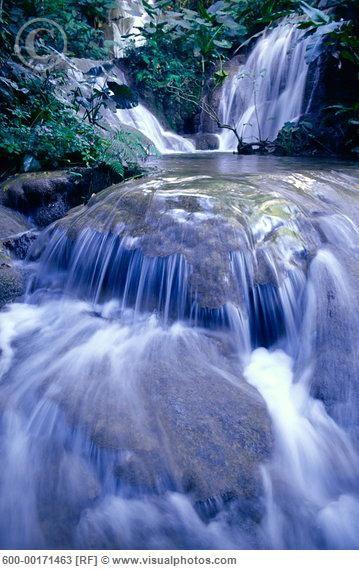 Ocho Rios, Jamaica! Dunns River Falls