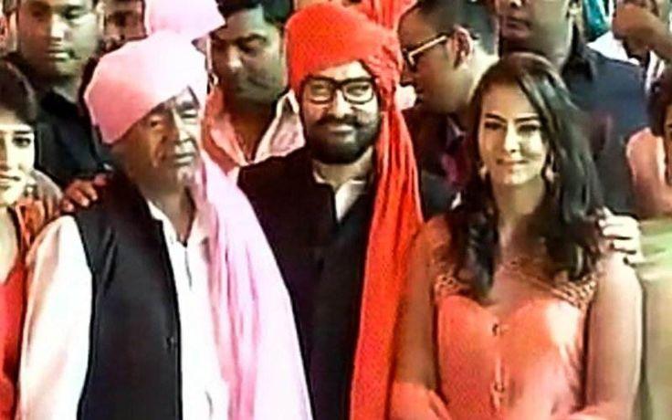Geeta Phogat wedding : Aamir Khan attended | Live video | Pics | interview  http://uffteriada.com/geeta-phogat-wedding-aamir-khan-attends-see-inside-pics-video/