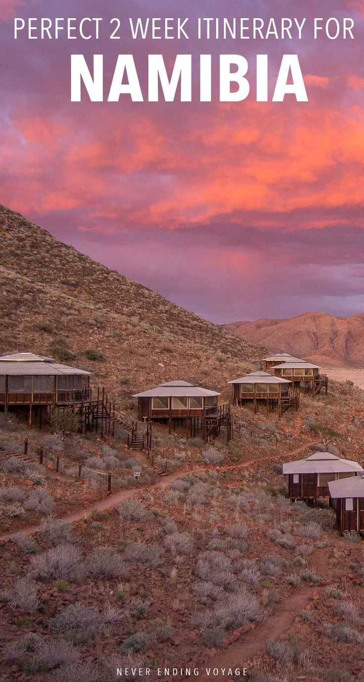 Namibia Road Trip: The Perfect 2 Week Itinerary