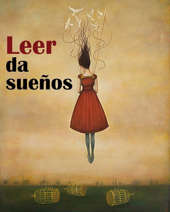 Leer, libros - Read, Books