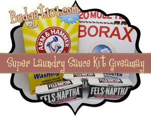 Budget101.com - - Mom's Super Laundry Sauce | Whipped Laundry Soap | Make your own Laundry Detergent
