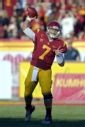 Marqise Lee, Matt Barkley lead USC in rout of Hawaii