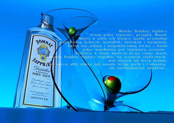 Bombay glass shell