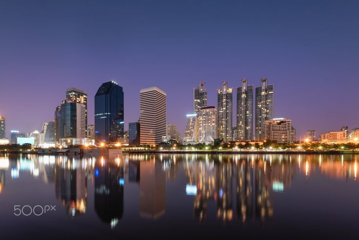 Bangkok business building and condo - Bangkok business building and condo