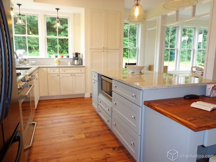 17 Best Images About Painted Kitchen Cabinets On Pinterest Shaker Cabinets Breakfast Bars And