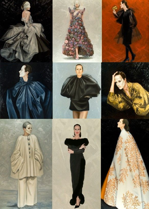 .Hommages aan Couturiers