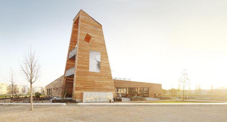 """Projekt """"Laube Liebe Hoffnung"""" I Frankfurt am Main   Architekten: FRANKEN ARCHITEKTEN I competitionline"""