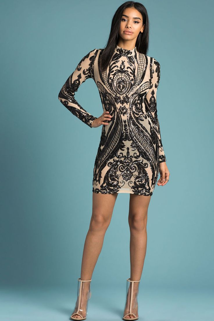 496 best Fashion - Dresses images on Pinterest | Dressy dresses ...