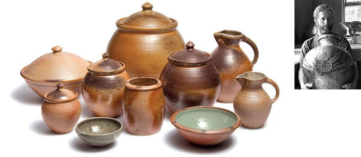Svend Bayer pottery
