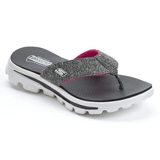 Skechers GOwalk Recover Women's Flip-Flops