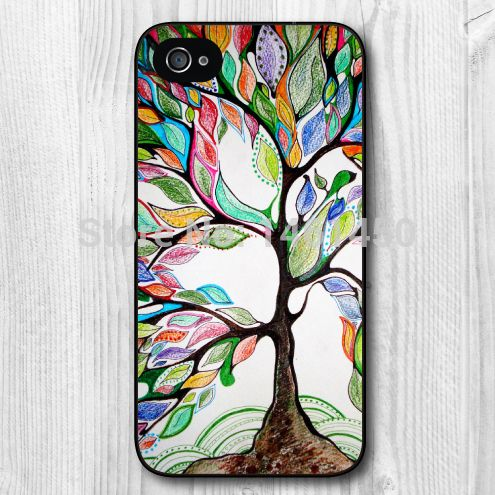 Tree Of Life cell phone case for iPhone 4s 5s 5c 6 Plus iPod touch 4 5 th Samsung Galaxy s2 s3 s4 s5 mini note 2 3 4 cases