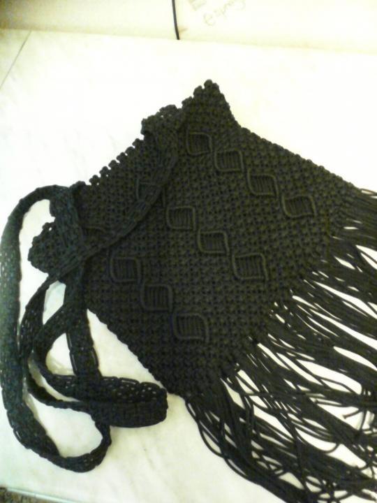 ad190ec676a1 Сумка(плетение макраме.) – купить в Москве, цена 249 руб., дата ...