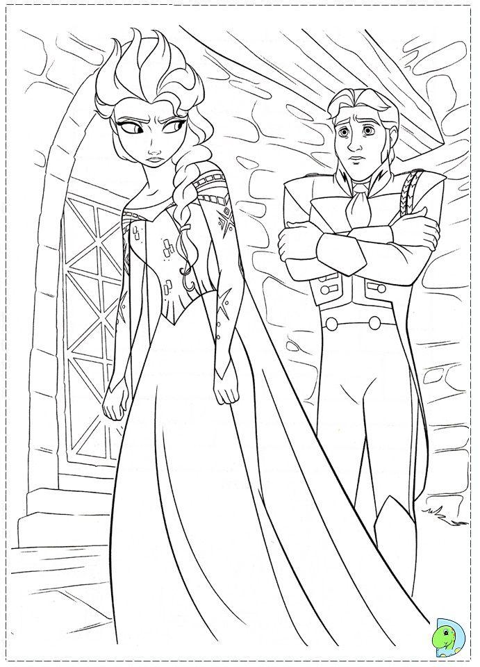Frozen-coloringPage-46.jpg 691×960 pixels