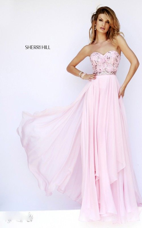 25  best ideas about Baby pink prom dresses on Pinterest | Matric ...