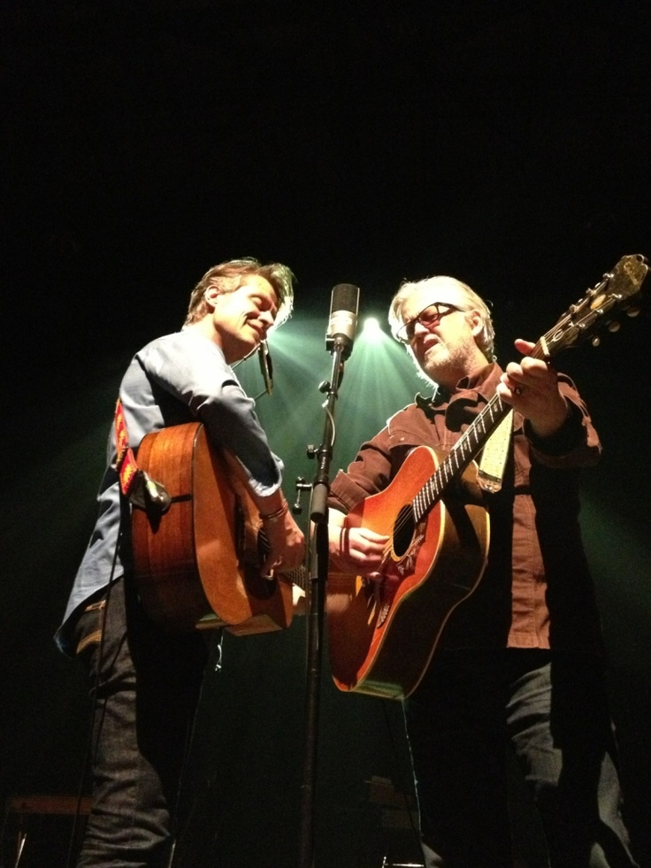Jim Cuddy & Greg Keelor <3  Blue Rodeo