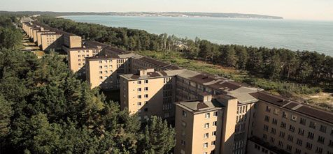 Prora a nazi built holiday resort attracting buyers from for Nazi holiday resort