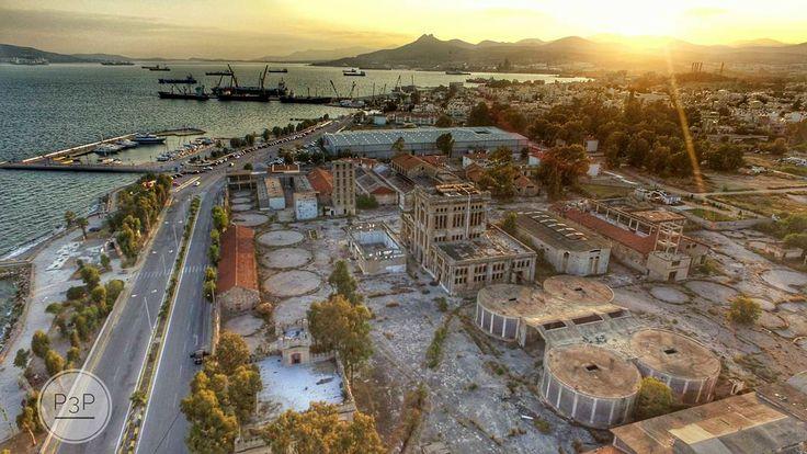 #Eleusis2021 #EUphoria #ECoC2021 #Eleusis #Ελευσίνα #Eleusinian #Attica #WestAttica #Hellas #Greece © P3P Aerial Captures