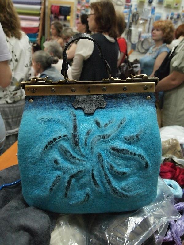 Мастер Анна Кабанова – её сумки удивительны!