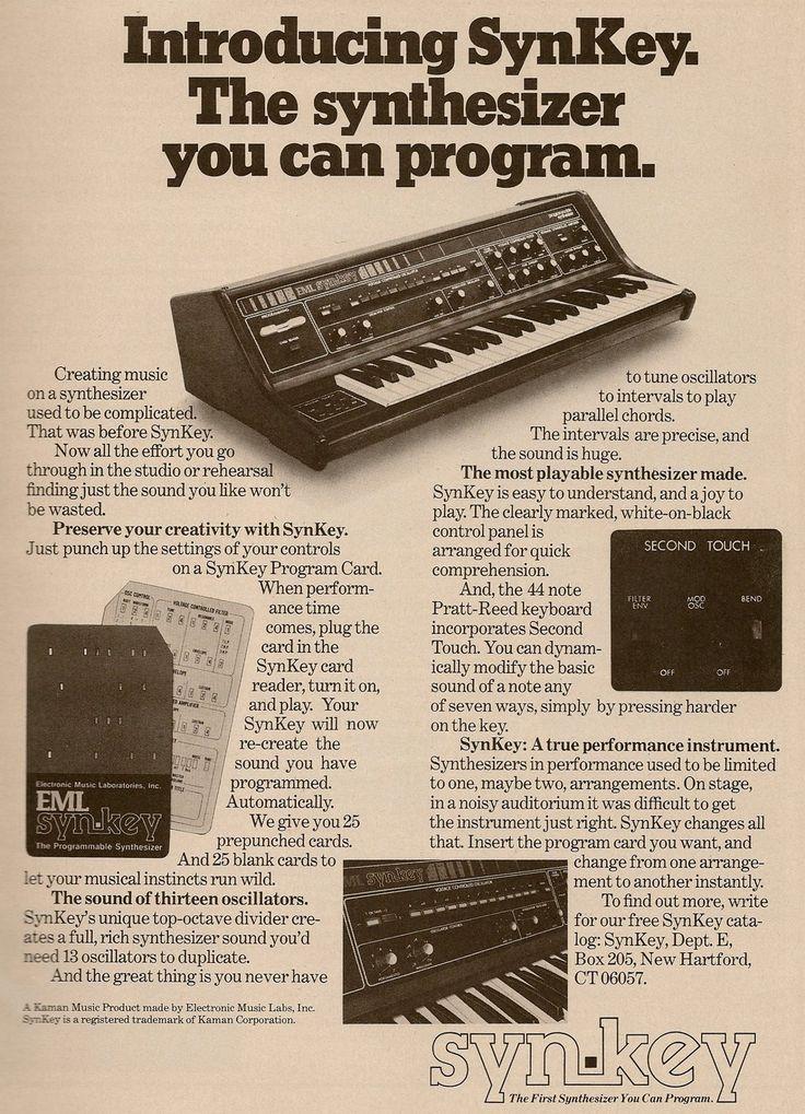 syn key ad art keyboard music images drum machine. Black Bedroom Furniture Sets. Home Design Ideas
