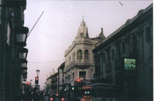 #LaSerena #Chile #city #landscape #film #35mm #vintage #zenit12xp #kodak #analog