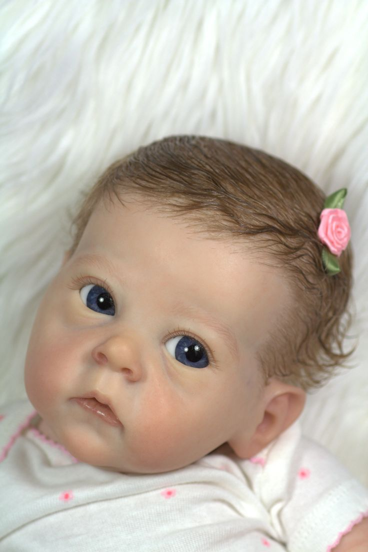 Reborn Baby From Saoirse Brown Sculpt