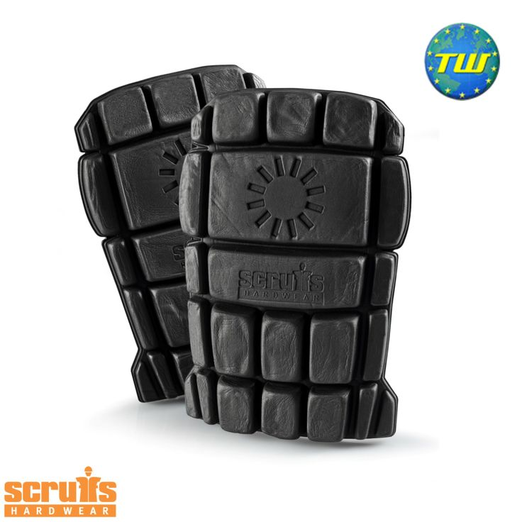 http://www.twwholesale.co.uk/product.php/section/10257/sn/Scruffs-Knee-Pads-T50302 Scruffs Knee Pads are lightweight and hardwearing knee pads that are ergonomically designed to fit the shape of your knee. Suitable for use in Scruffs and non-Scruffs branded trousers to provide long periods of protection.