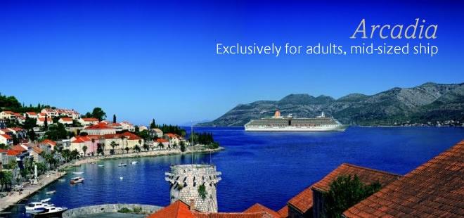 P&O Cruises from CruiseVoucherCodes.co.uk