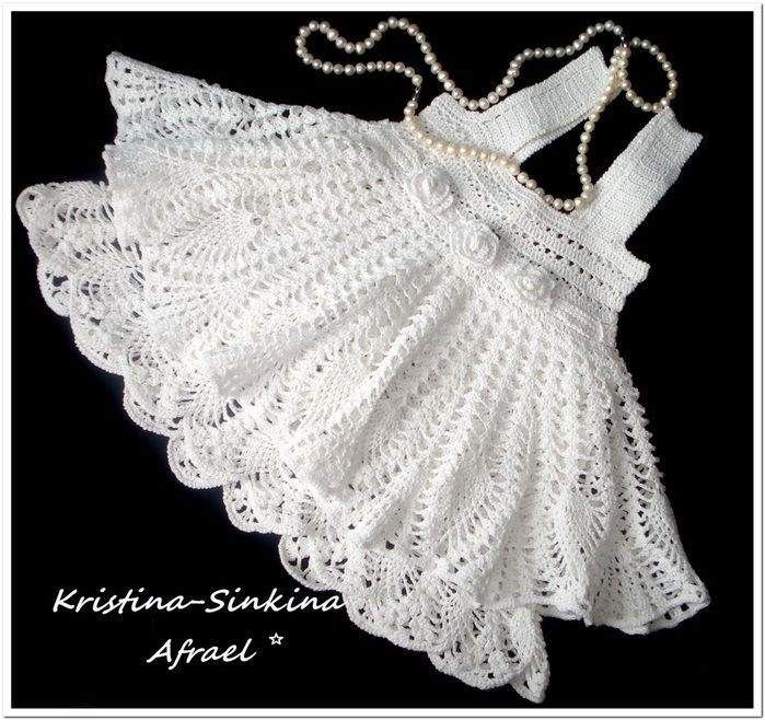 Crochet Designs Free: HELLO GIRLS. TODAY HAVE CROCHET DRESS CHILD. FOLLOW THE GRAPH. KISSES. SHARE.